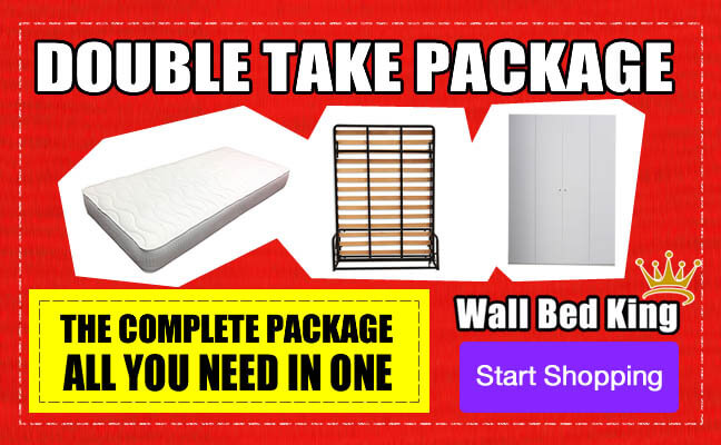 Double take package, only £777, the complete package, all you need in one