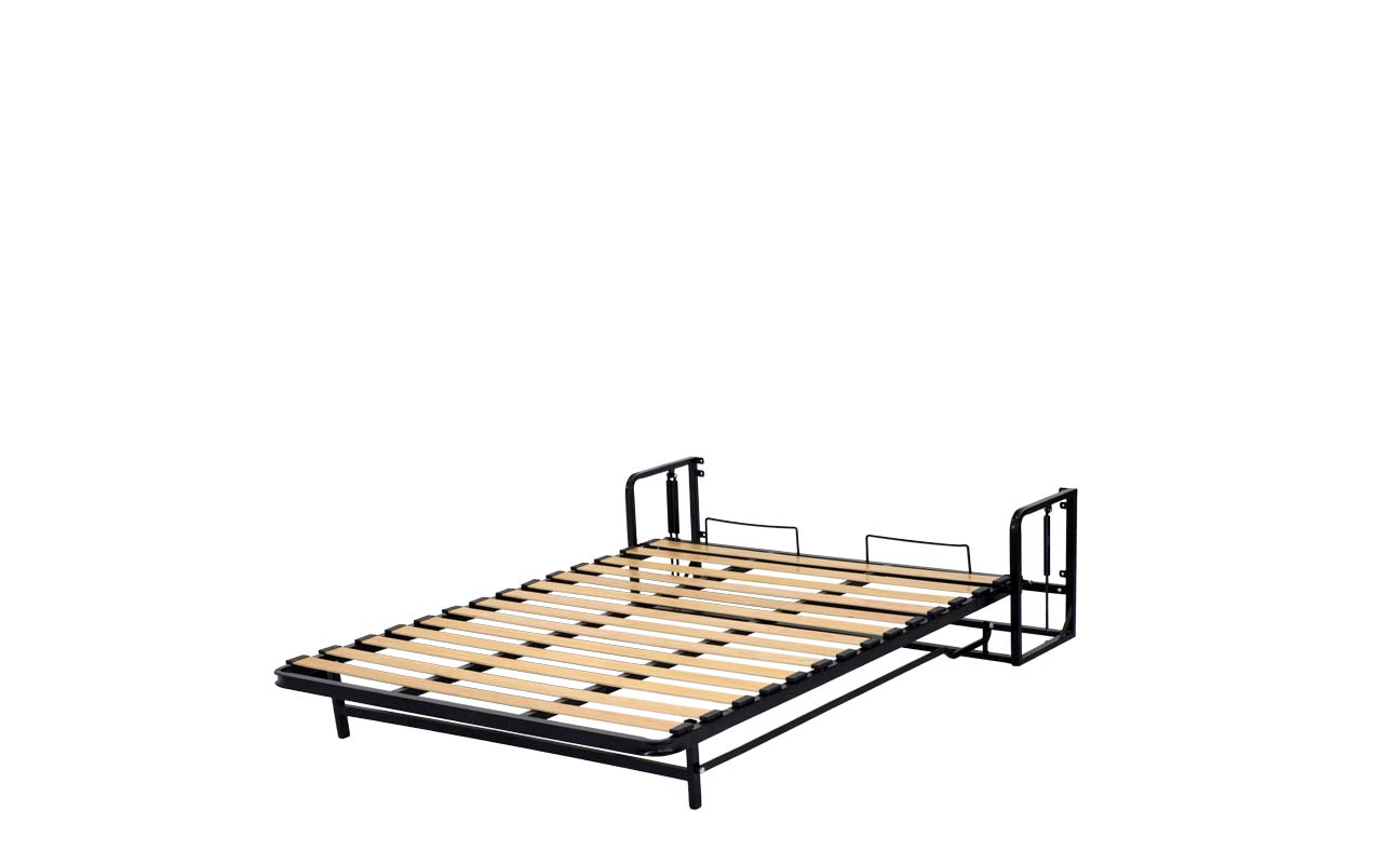 Double wall bed frame 10