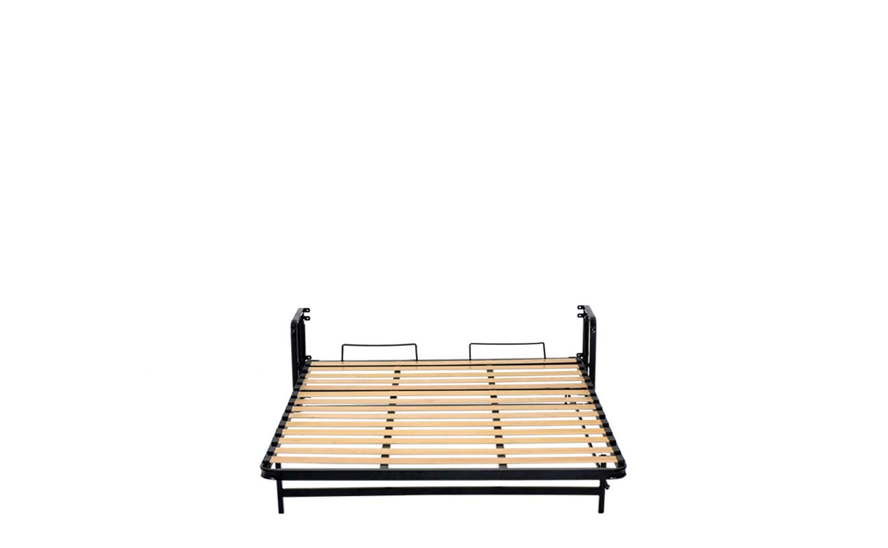 King wall bed frame 8