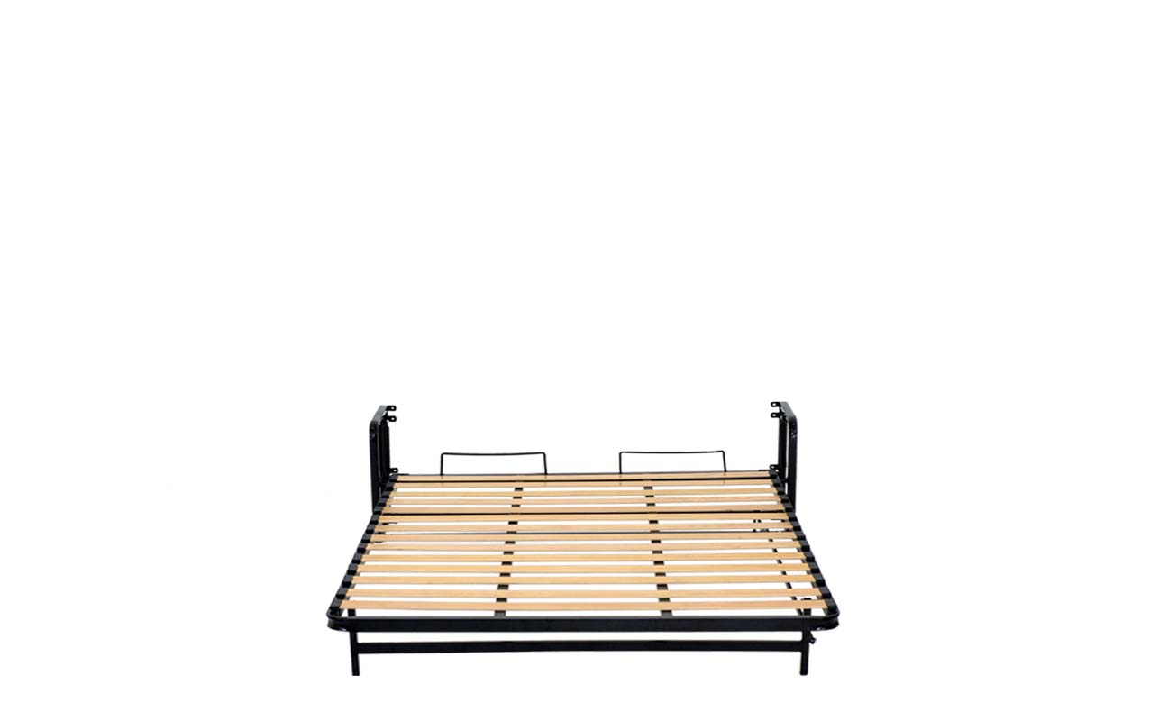 King european vertical wall bed frame 7
