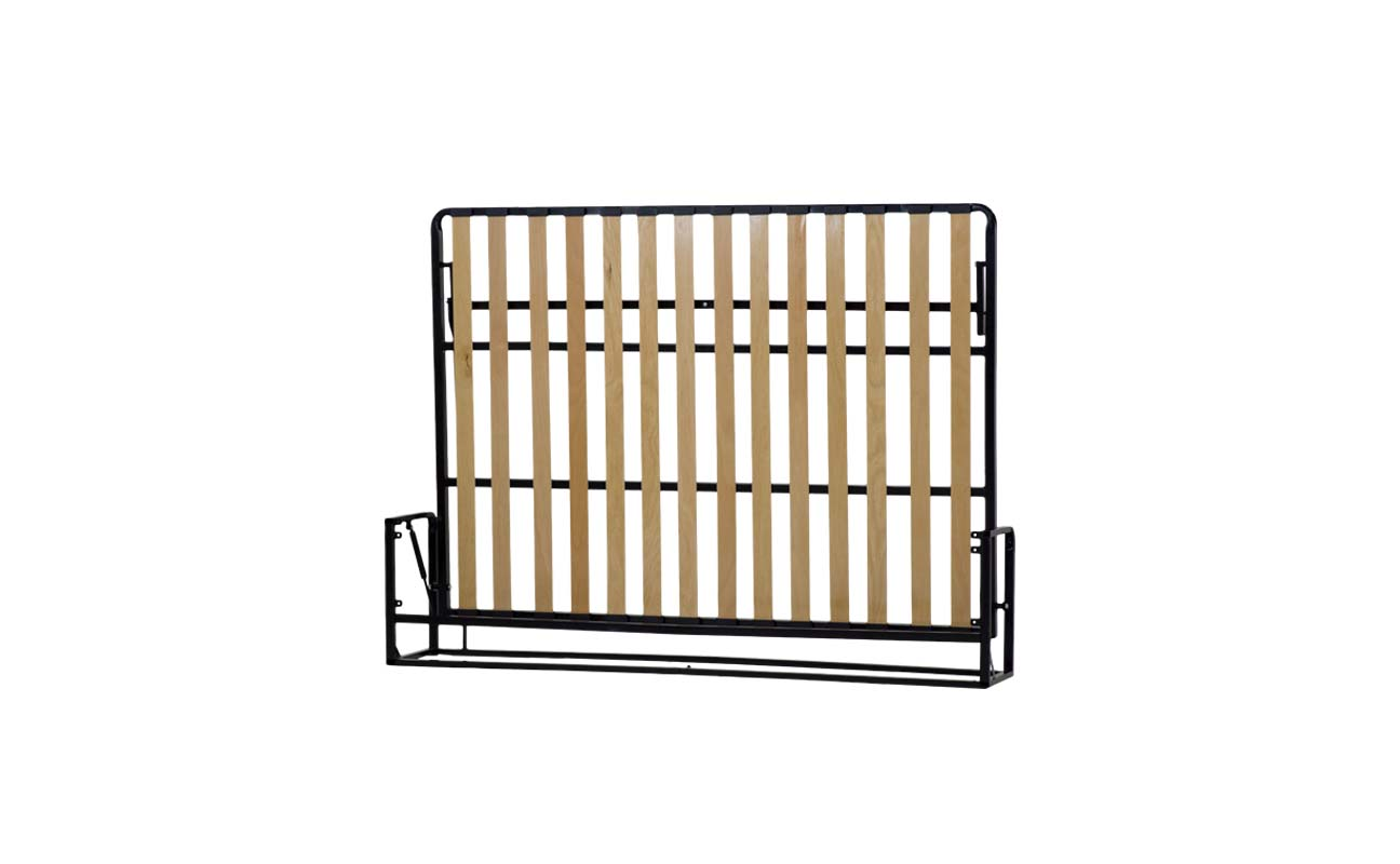 King horizontal wall bed frame 4
