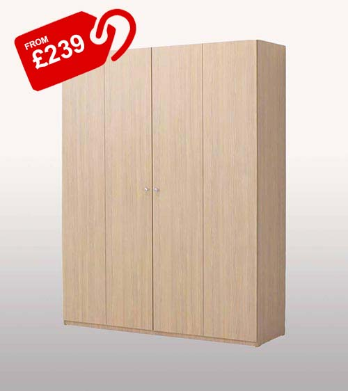 Wall Bed King Classic Cabinet Range
