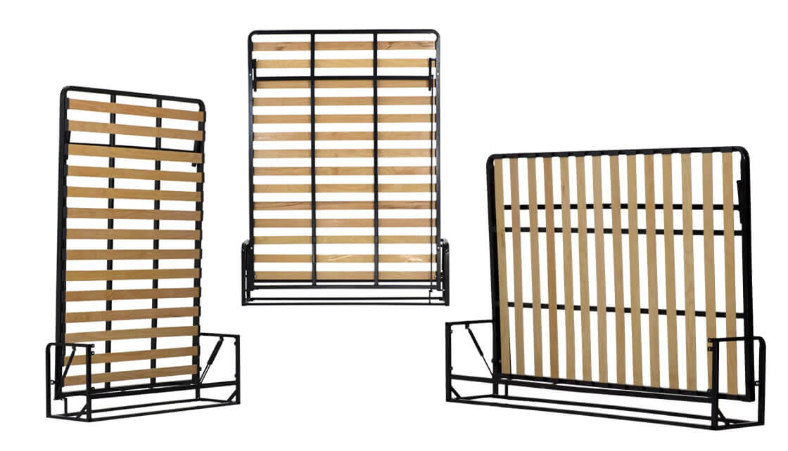 A selection of frames from the Classic Wall Bed Range