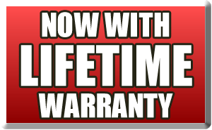 No with lifetime warranty