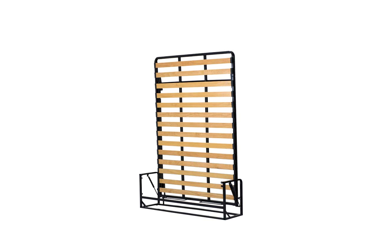 Double wall bed frame 3