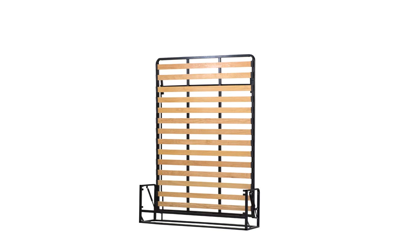 Double wall bed frame 4