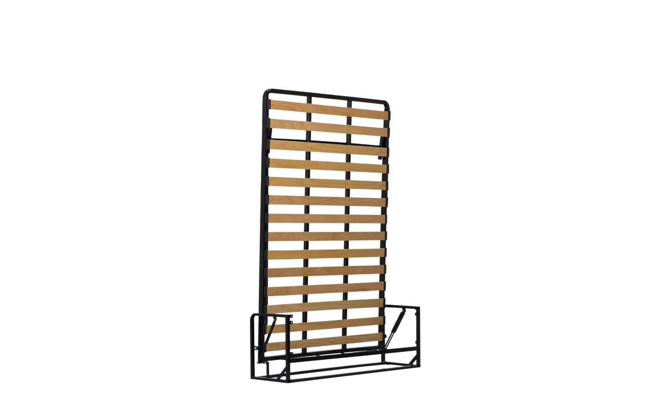 Double wall bed frame 6