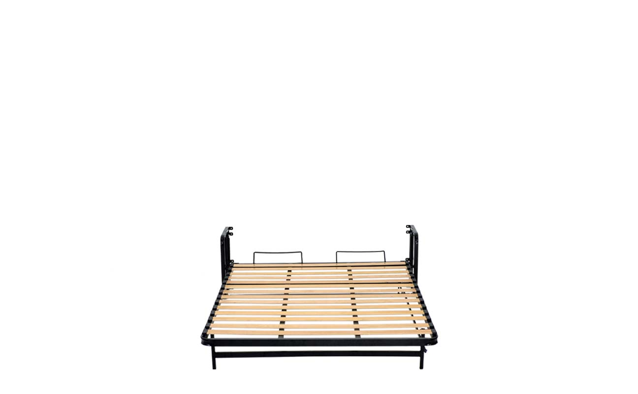 Double wall bed frame 8