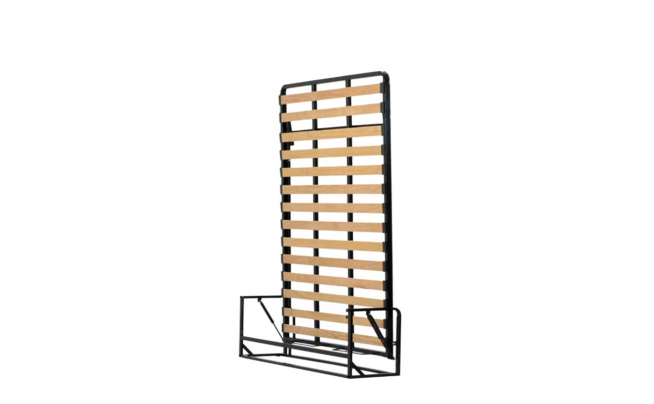King wall bed frame 2