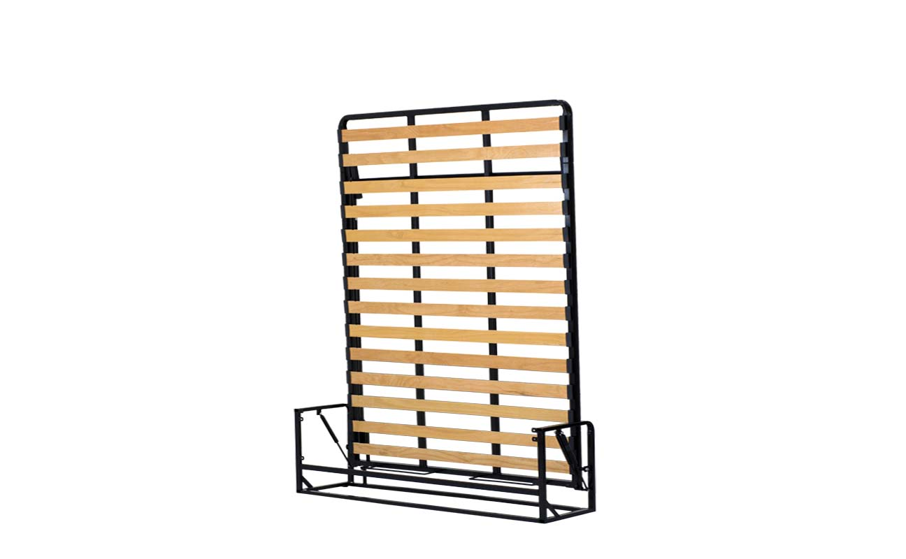 King wall bed frame 3
