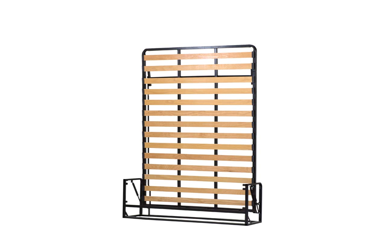 King wall bed frame 4