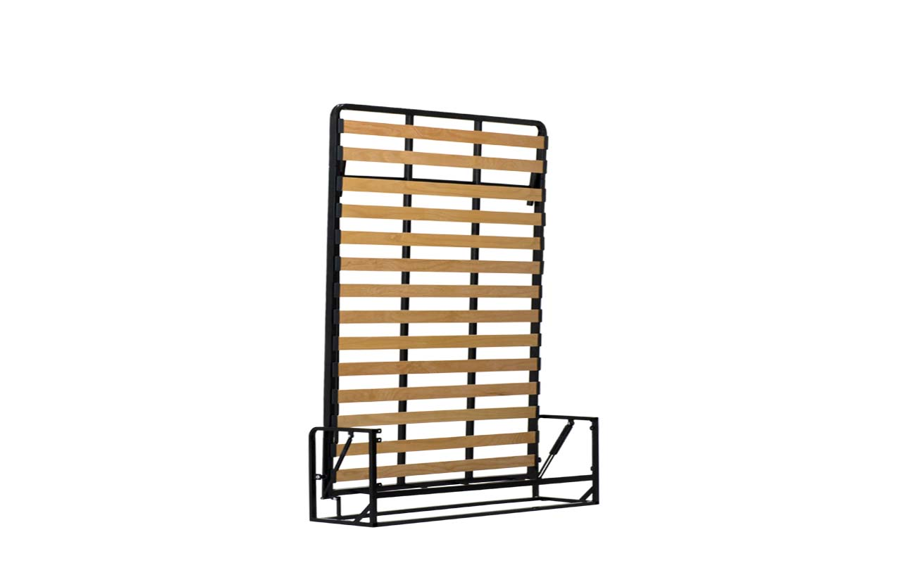 King wall bed frame 6