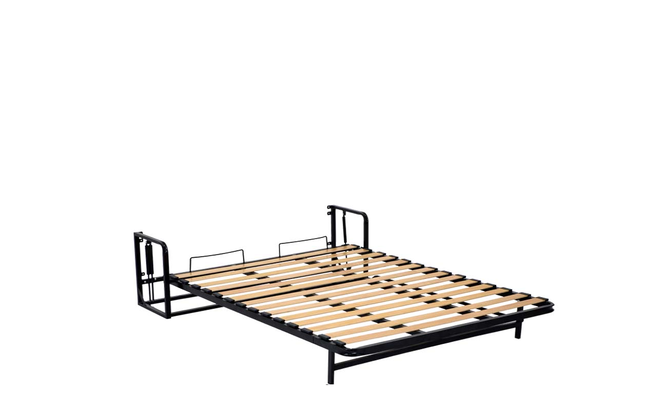 King wall bed frame 9